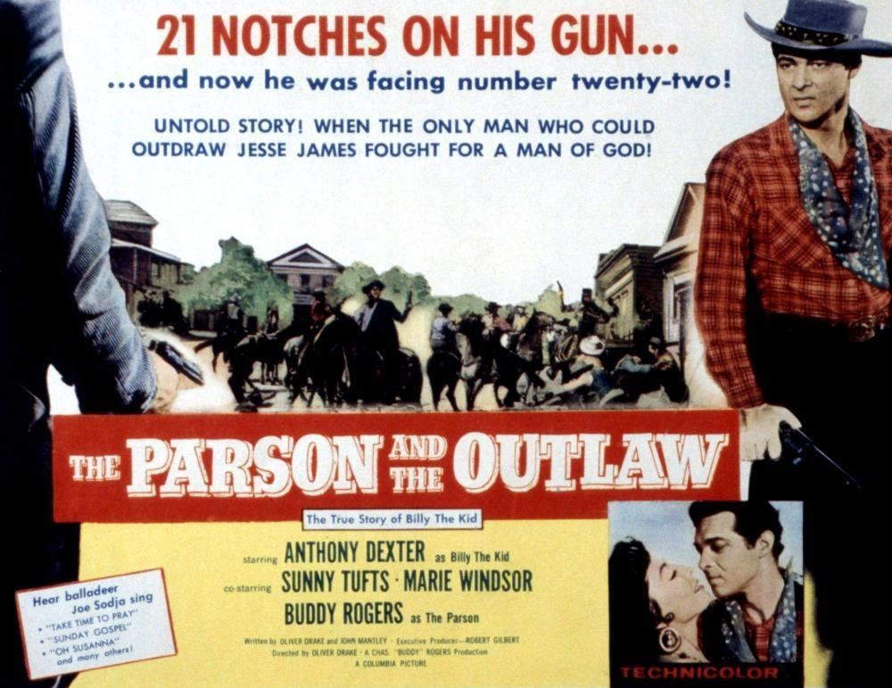 Parson and the Outlaw