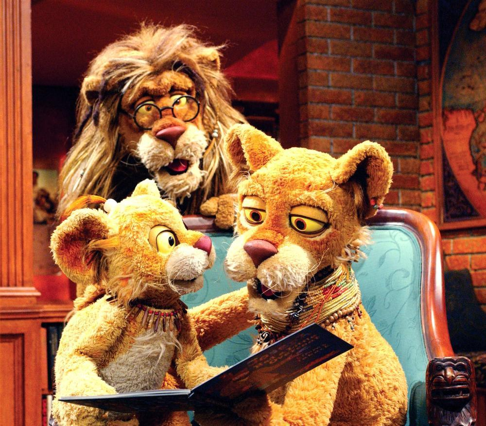 Between the Lions - what time is it on TV? Cast list and ...