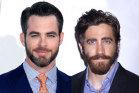 Chris Pine, Jake Gyllenhaal