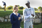 House of Lies, Don Cheadle and Kristen Bell