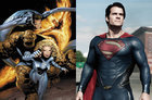 Fantastic Four, Man of Steel