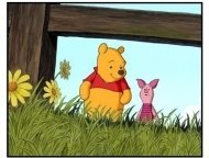 """Piglet's Big Movie"" Movie Stills: Winnie the Pooh and Piglet"