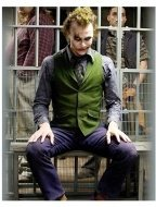 The Dark Knight Movie Stills: Heath Ledger