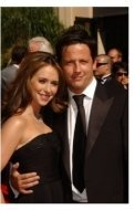 Ross McCall and Jennifer Love Hewitt