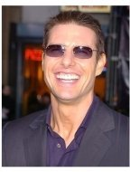 "Tom Cruise at the ""Collateral"" Premiere"