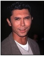 "Lou Diamond Phillips at ""Blade"" Premiere."