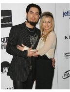 Movieline Hollywood Life's Style Awards Photos:  Dave Navarro and Carmen Electra