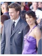 Bridget Moynahan and Tom Brady at the 12th Annual Espy Awards