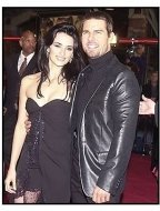 "Tom Cruise and Penelope Cruz at ""The Last Samurai"" premiere"