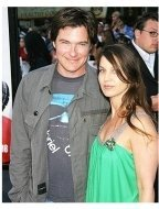 Jason Bateman and wife at <I>DodgeBall: A True Underdog Story</I> Premiere