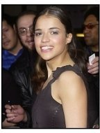 "Michelle Rodriguez at ""The Recruit"" premiere."
