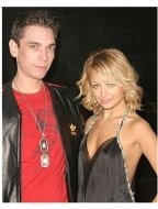 PSP Party RC: DJ AM and Nicole Richie