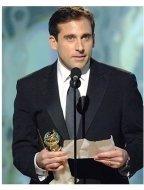 63rd Golden Globes Stage Photos: Steve Carell