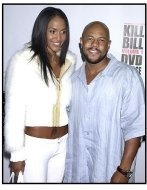 "Rockmond Dunbar at the ""Kill Bill Vol. 1"" DVD Release Partyat the ""Kill Bill Vol. 1"" DVD Release Party"