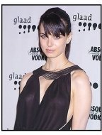 Mia Kirshner  at the 15th annual GLAAD Media Awards