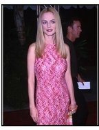 "Heather Graham at the ""Bowfinger"" Premiere"