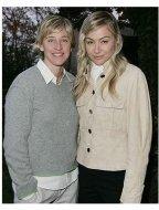 Cheryl Howard Crew Book Signing: Ellen Degeneres and Portia DiRossi