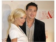Life & Style Magazine 2005 Stylemakers Party Photos: Tori Spelling and Charlie Shanian