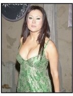 "Jennifer Tilly at ""The Haunted Mansion"" Premiere"