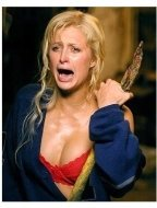 House of Wax Movie Stills: Paris Hilton