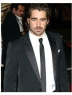 Colin Farrell at the Alexander Premiere
