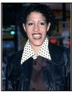 """Rain Pryor, the daughter of Richard Pryor at the """"Rugrats"""" Premiere"""