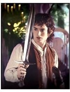 The Lord of the Rings: The Fellowship of the Ring movie still: Elijah Wood