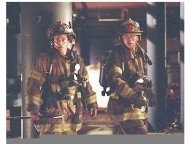 Ladder 49 Movie Still: Joaquin Phoenix and John Travolta