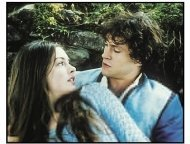 """""""Ella Enchanted"""" Movie Still: Anne Hathaway and Hugh Dancy"""