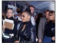 Janet Jackson at The Emperor's New Groove premiere