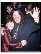 Ozzy Osbourne with wife Sharon