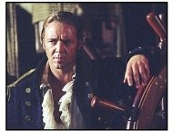 """""""Master and Commander: The Far Side of the World"""" Movie Still:Russell Crowe"""
