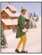 """""""Elf"""" Movie Still: Will Ferrell"""