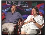 """""""Osmosis Jones"""" Interview Video Still: The Farrelly Brothers"""