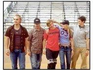"""Grind"" Movie Still: Joey Kern, Vince Vieluf, Mike Vogel, Jennifer Morrison and Adam Brody"