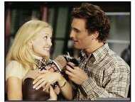 """How to Lose a Guy in 10 Days"" Movie Still: Kate Hudson and Matthew McConaughey"