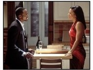 Brown Sugar movie still: Taye Diggs and Sanaa Lathan in Brown Sugar