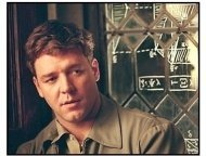 A Beautiful Mind movie still: Russell Crowe