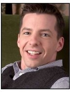 """Sean Hayes from """"Will & Grace"""""""