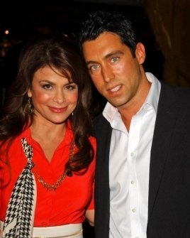Paula Abdul and JT Torregiani