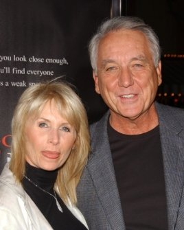 Bob Gunton and wife Carey