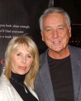 Bob Gunton and wife Carey