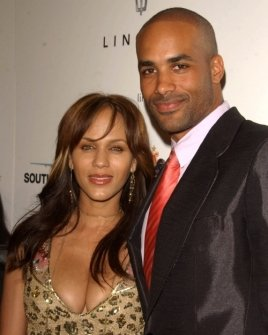 Nicole Ari Parker and Boris Kodjoe