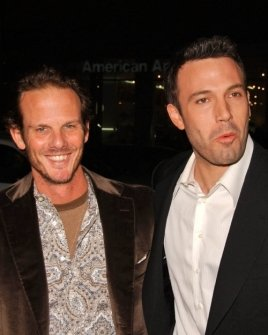 Peter Berg and Ben Affleck