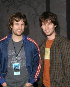 Dan Heder and Jon Heder