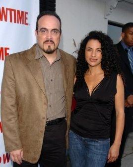David Zayas and Lidia Ramirez