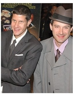 Awesome: I F%!#in' Shot That Premiere Photos:  Michael Diamond and Adam Horovitz of the Beastie Boys