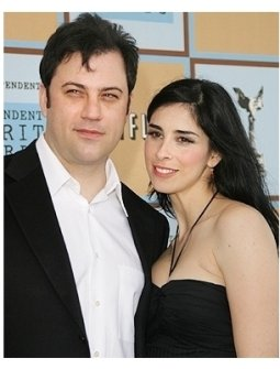 Independent Spirit Awards RC Photos:  Jimmy Kimmel and Sarah Silverman