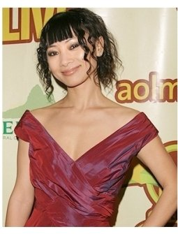 The Peapod Concert Photos: Bai Ling