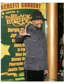 The Peapod Concert Photos: Apl.de.Ap of Black Eyed Peas